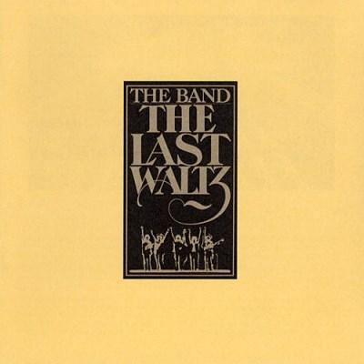Album cover of The Last Waltz