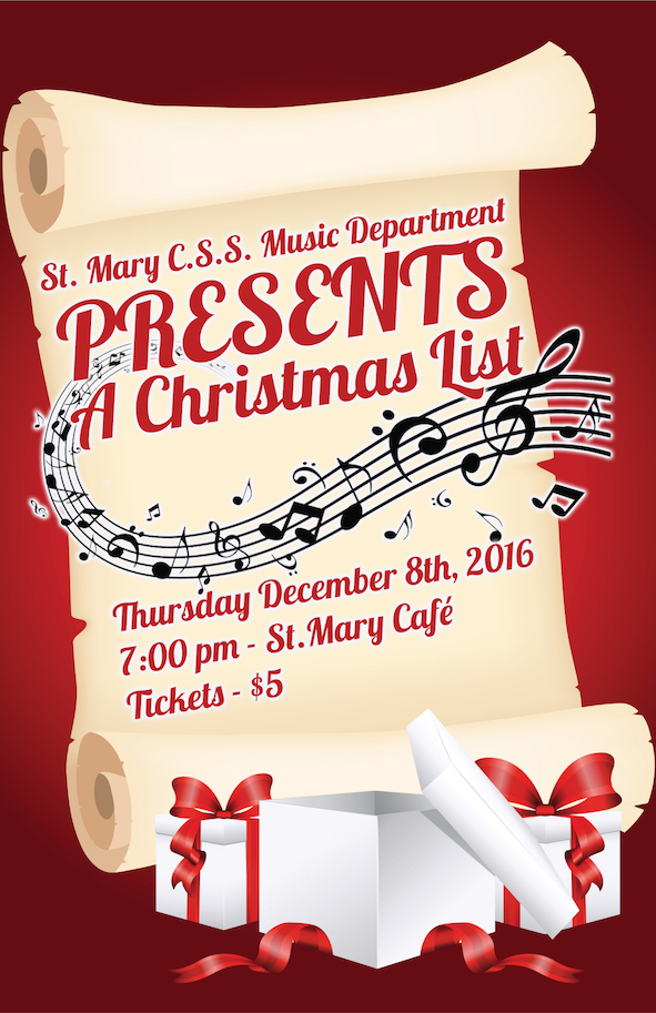 Christmas Instrumental Music Concert