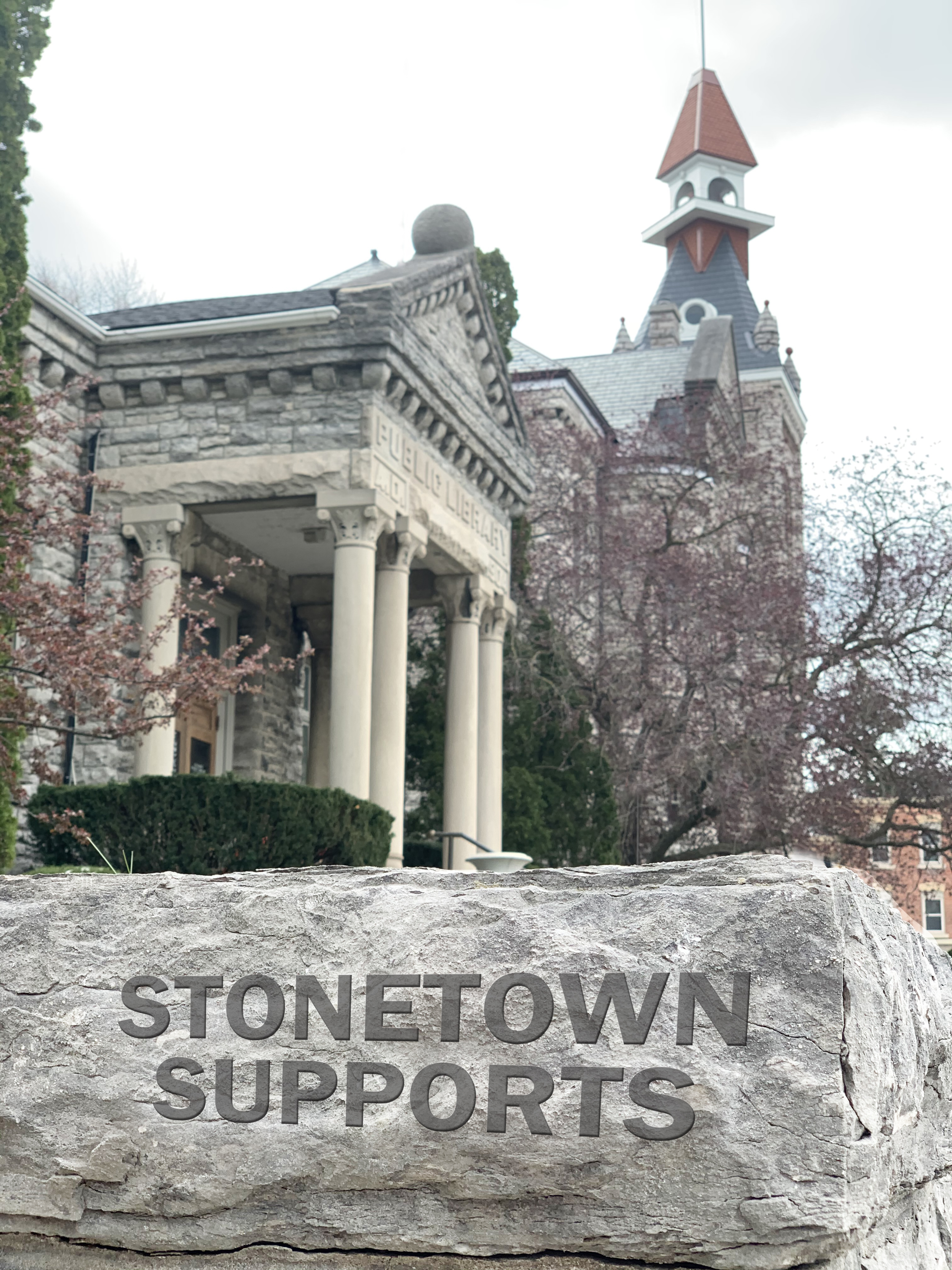 Stonetown Supports
