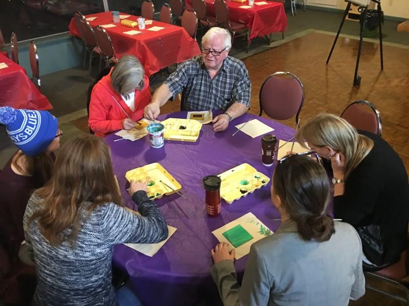 Community Painting Workshop