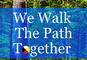 We Walk the Path Together