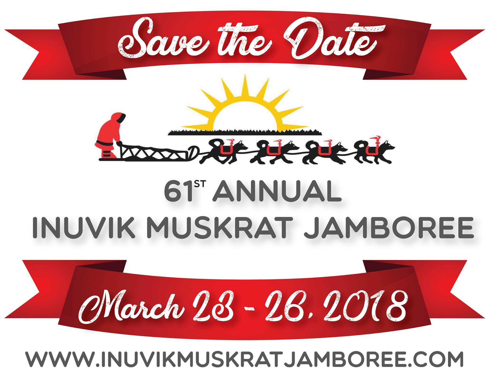 61st Annual Inuvik Muskrat Jamboree