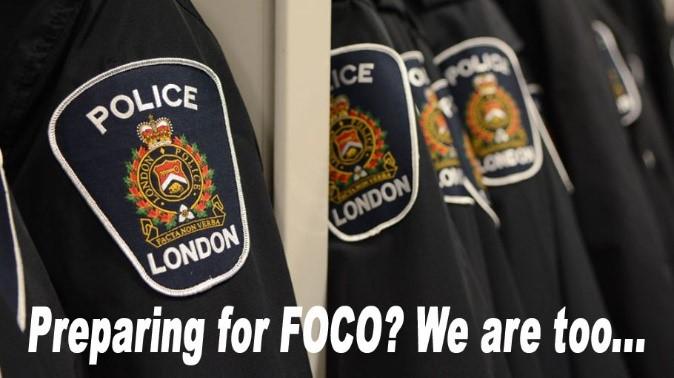 Preparing for FOCO? We are too.