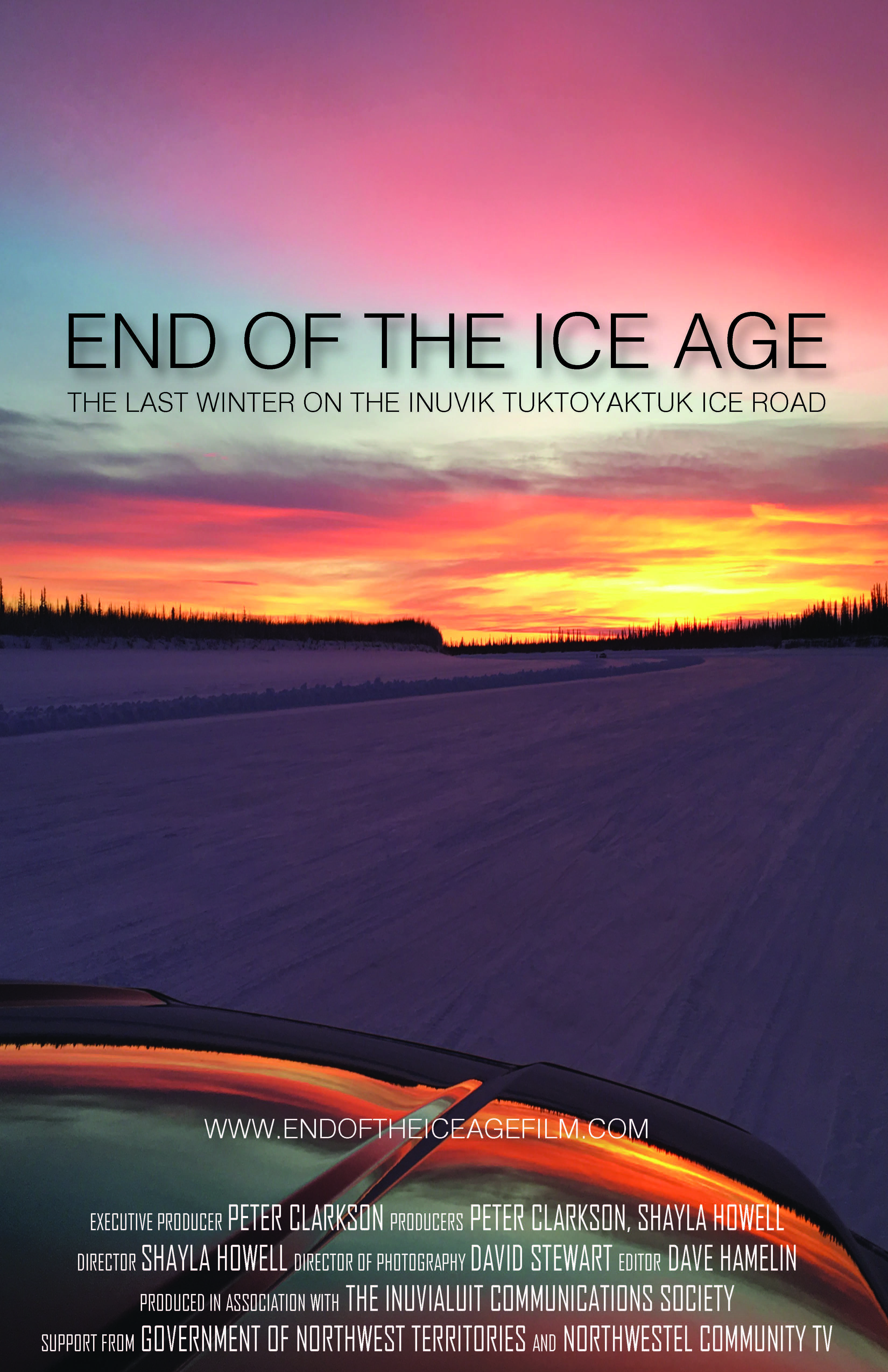 End Of The Ice Age - Documentary Screeening