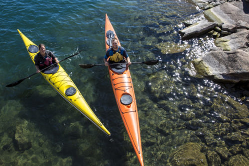 White Squall Kayakers 2