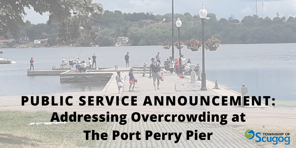 PSA_ Addressing Overcrowding at the Port Perry Pier (1)