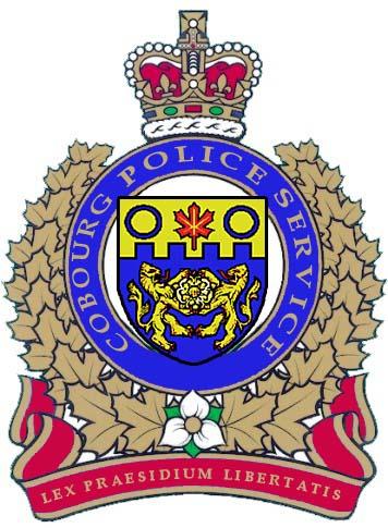Cobourg Police Crest