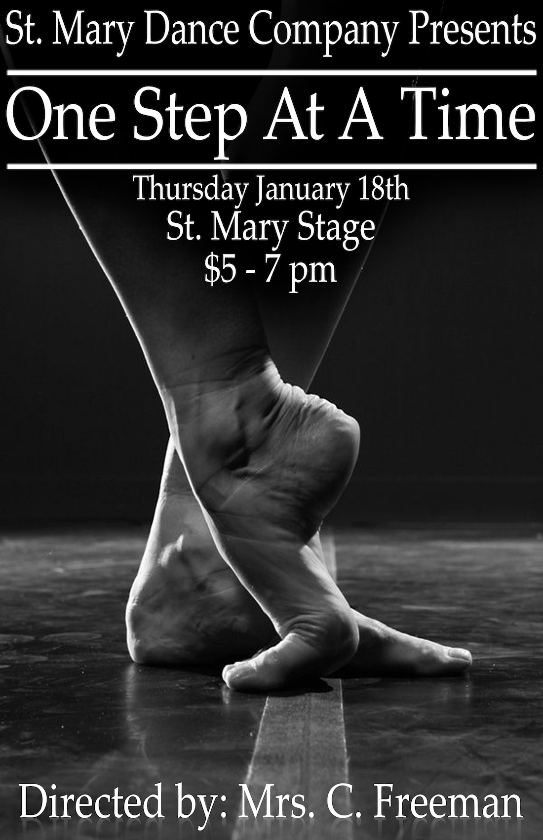 Dance Showcase Jan 2018