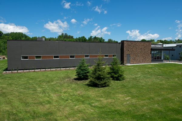 Medical Clinic Built by Distler Construction