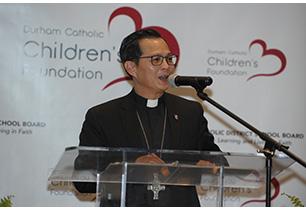Bishop Vincent Nguyen