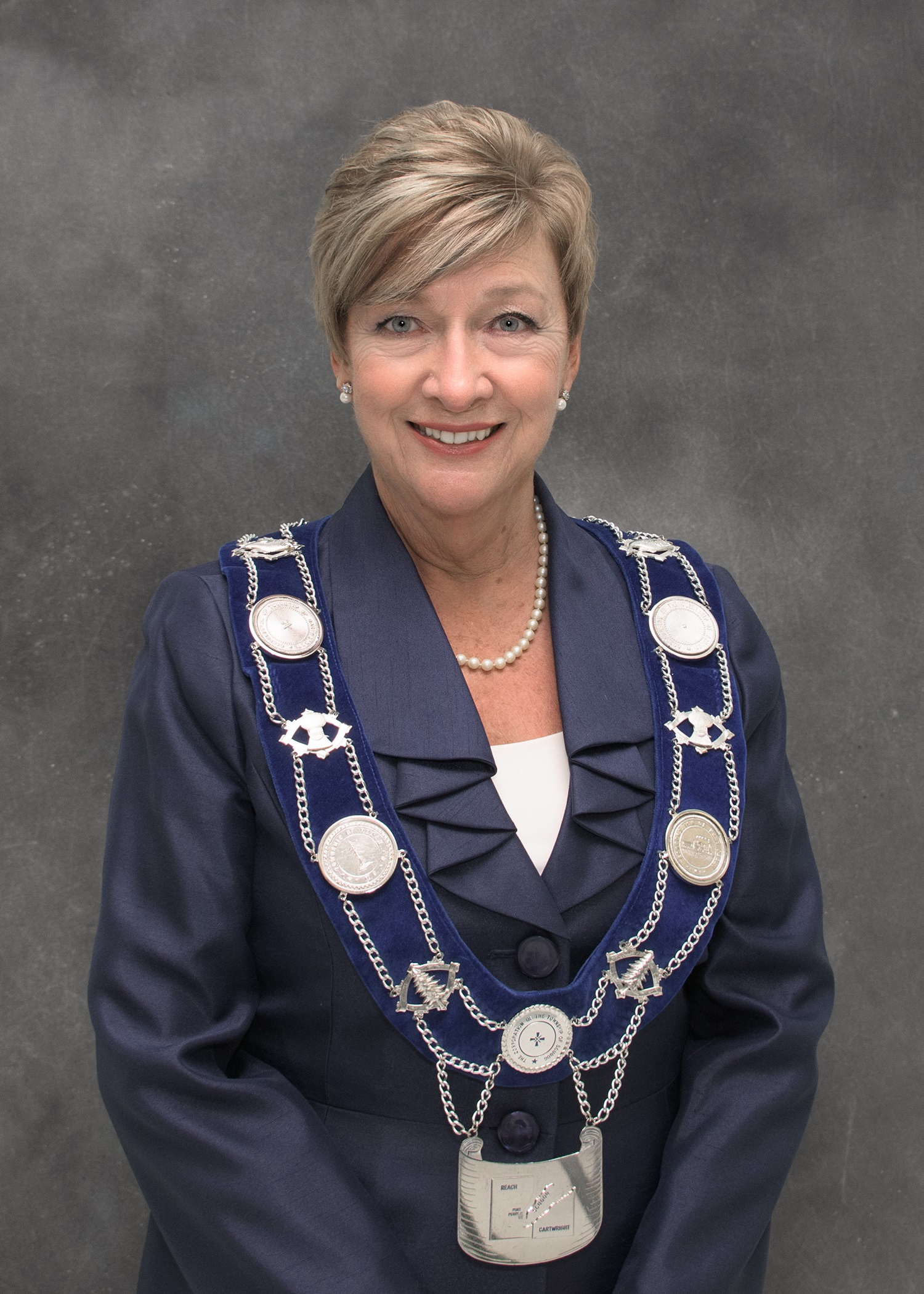 Mayor Bobbie Drew December 2018