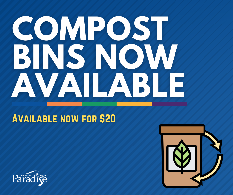 Compost Bins Now Available