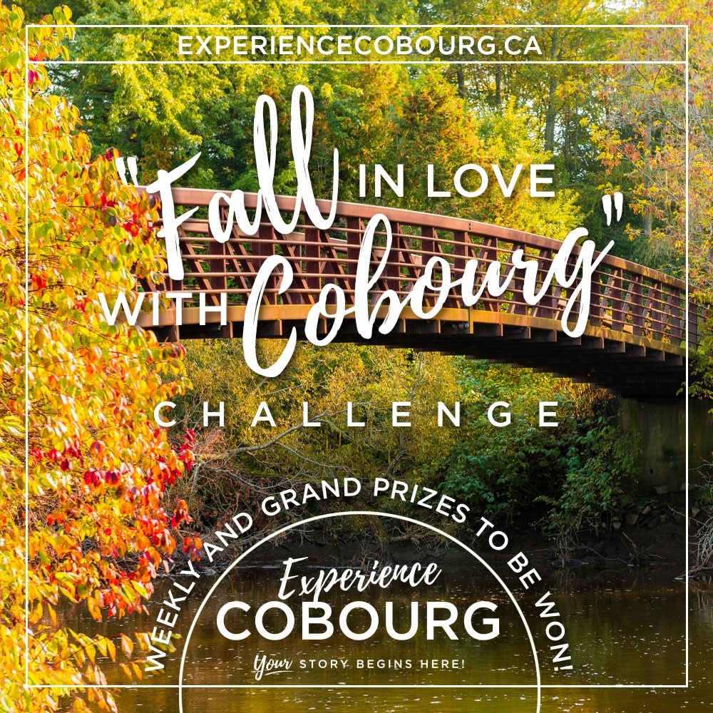 Fall in Love with Cobourg Challenge