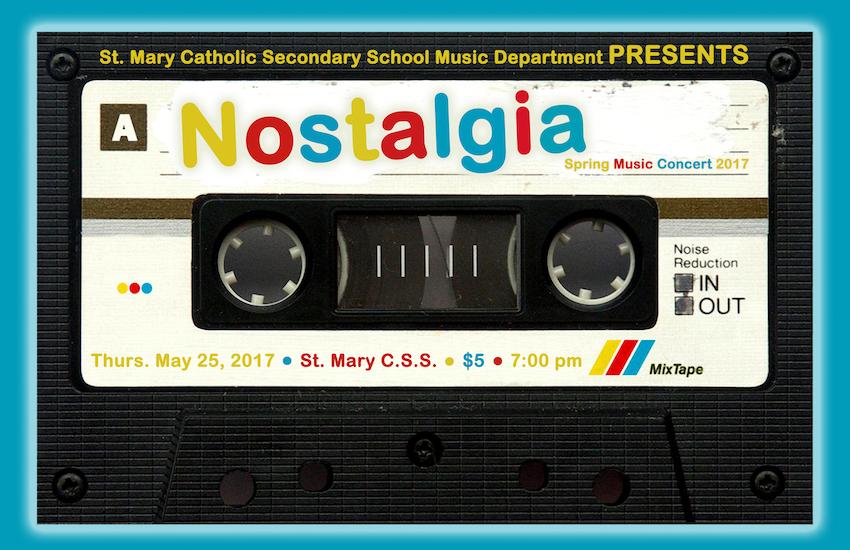 Instrumental Music Spring Concert 2017