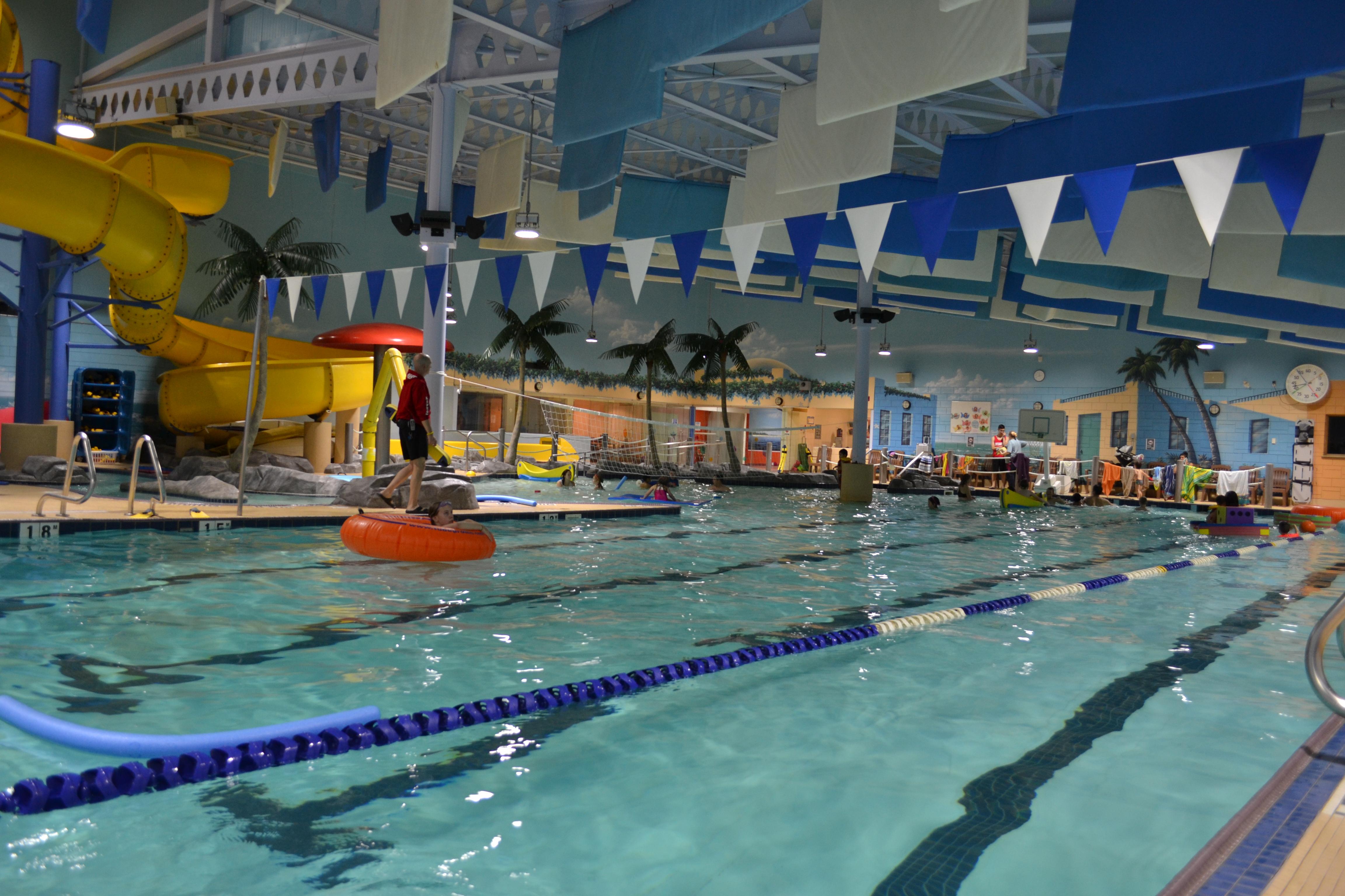 Midnight Sun Complex Pool