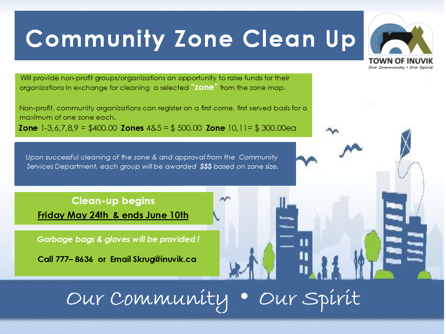 2019 Community Zone Cleanup