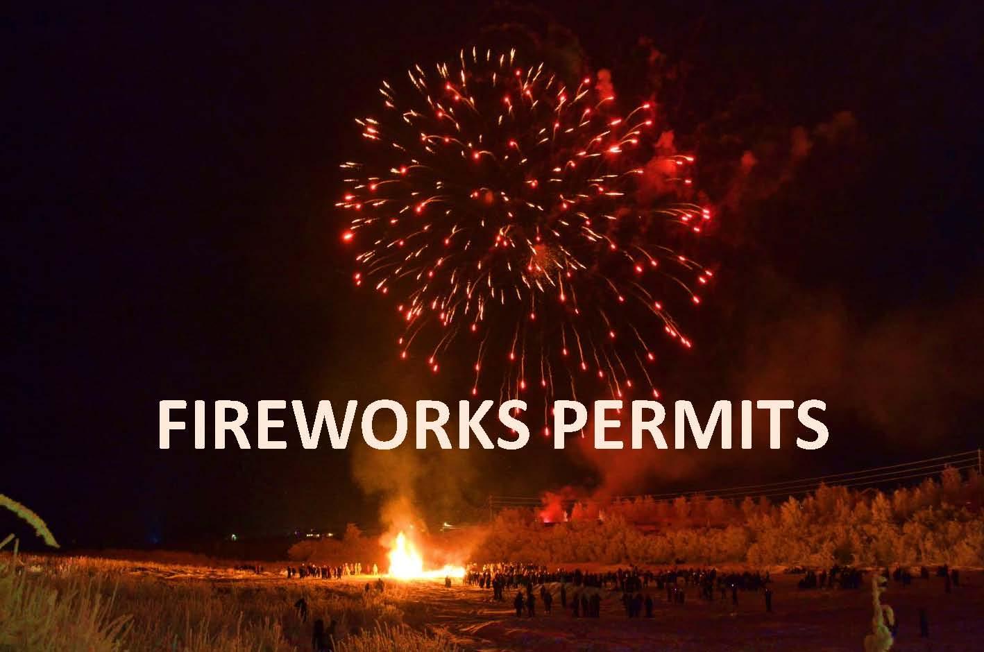 Fireworks Permits