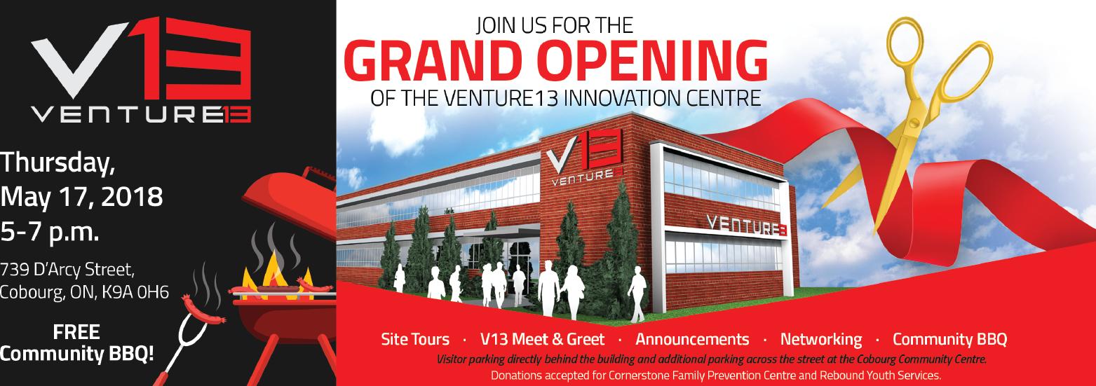 V13 Invitation