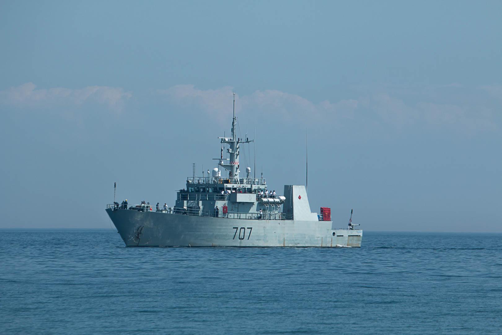 Photo of HMCS Goose Bay