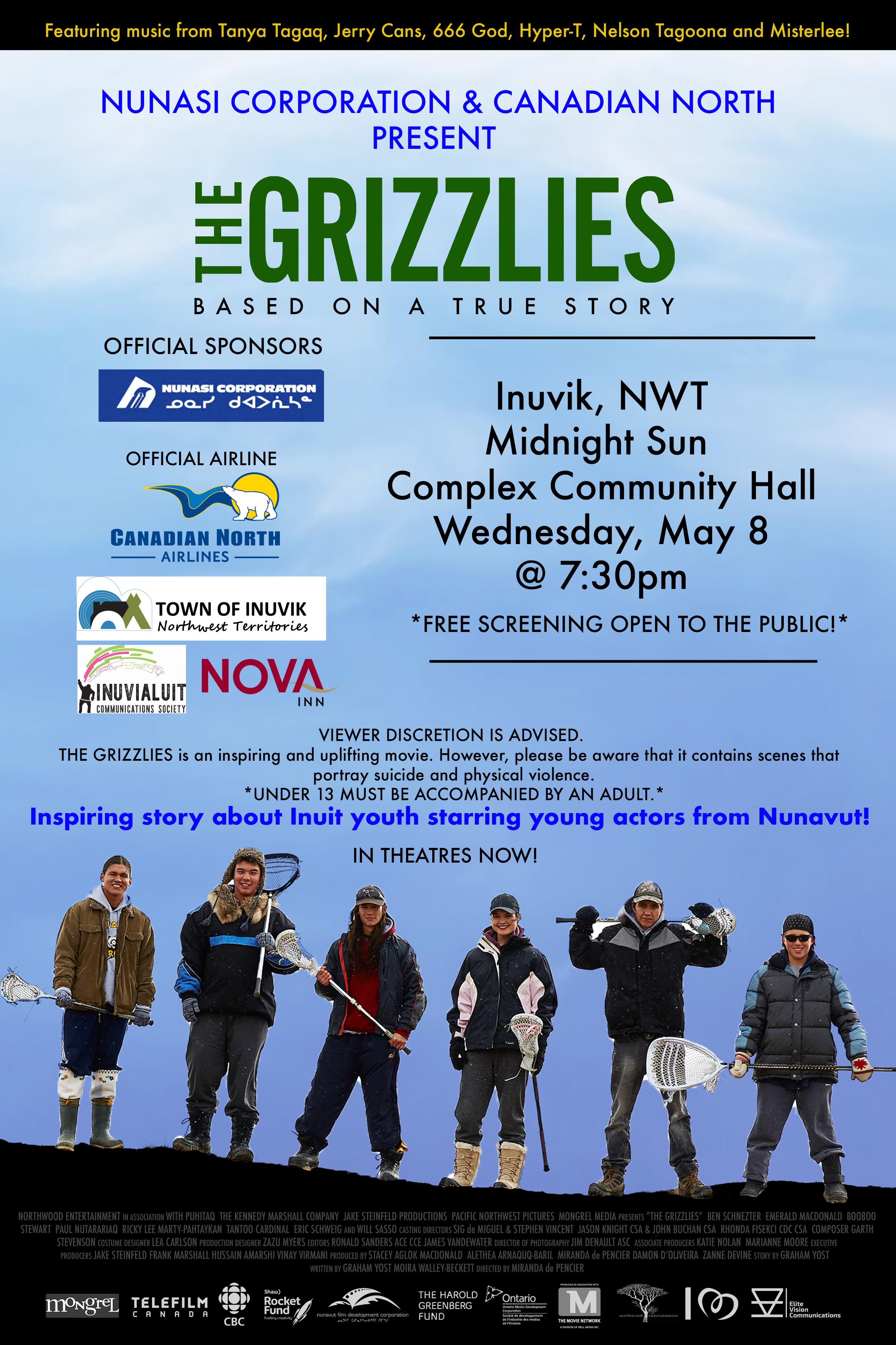 NorthernScreeningTour_Individual Tour Poster_ INUVIK (003)