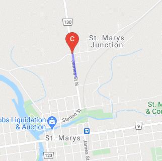 Single lane closures until May 28, 2021