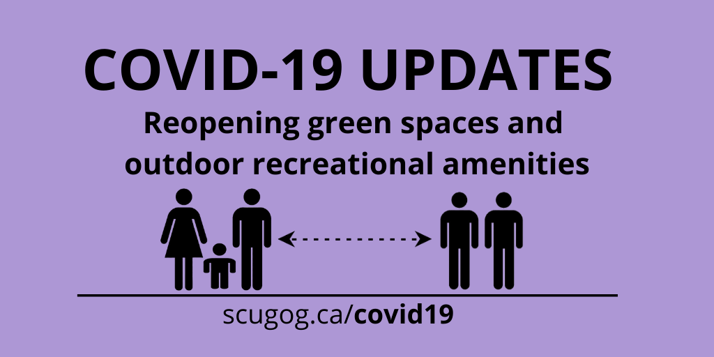 Reopening Rec Spaces