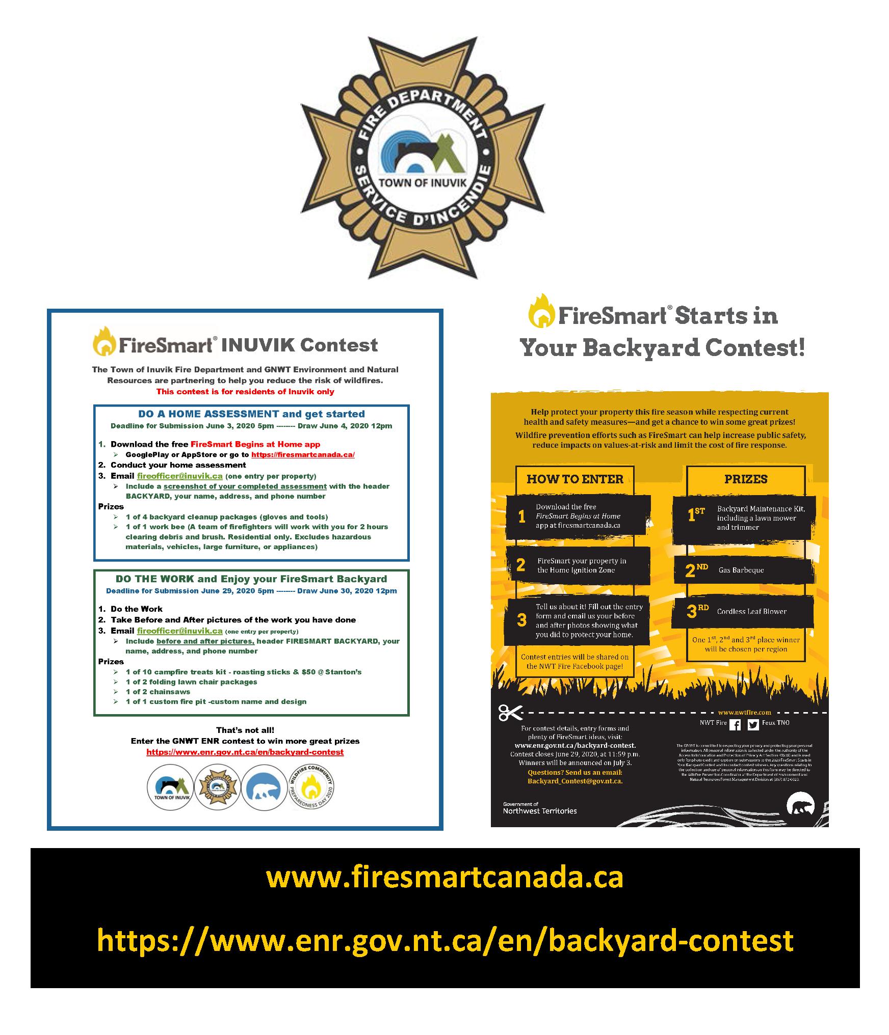 Firesmart Contest