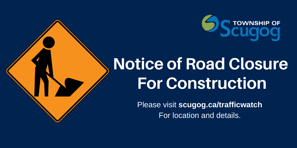 Road Closure For Construction