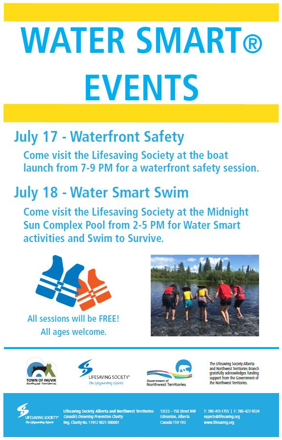 Inuvik Water Smart Events
