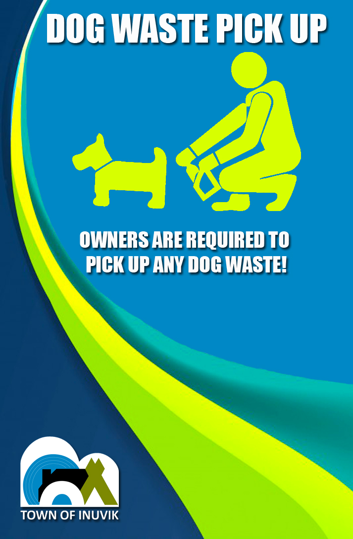 Dog Waste Pick Up - Town Of Inuvik