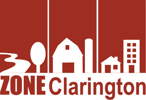 Zone Clarington Logo