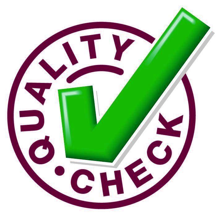 Quality Checkmark