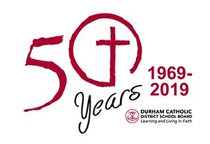 DCDSB50 Logo