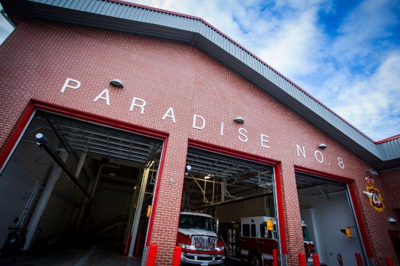 Paradise Station No. 8