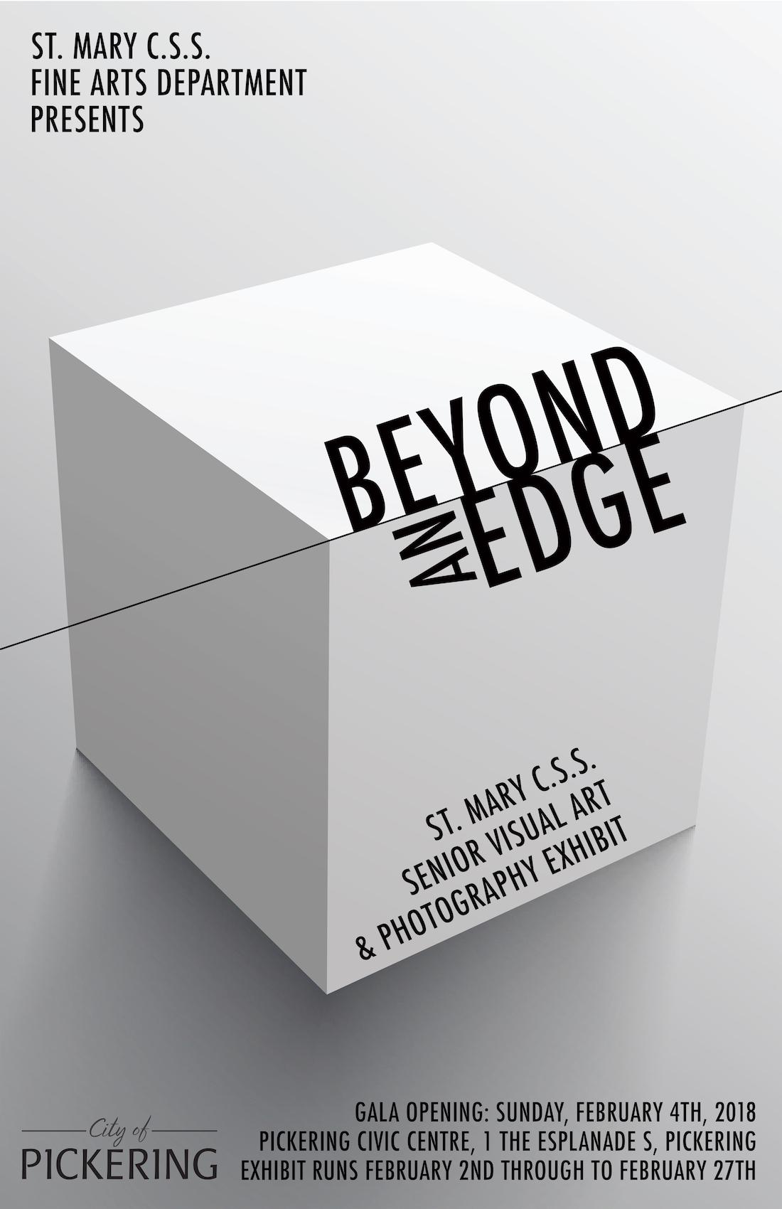 Beyond An Edge Feb 2018