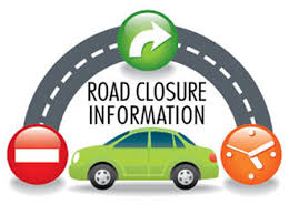 Road Closure Updates