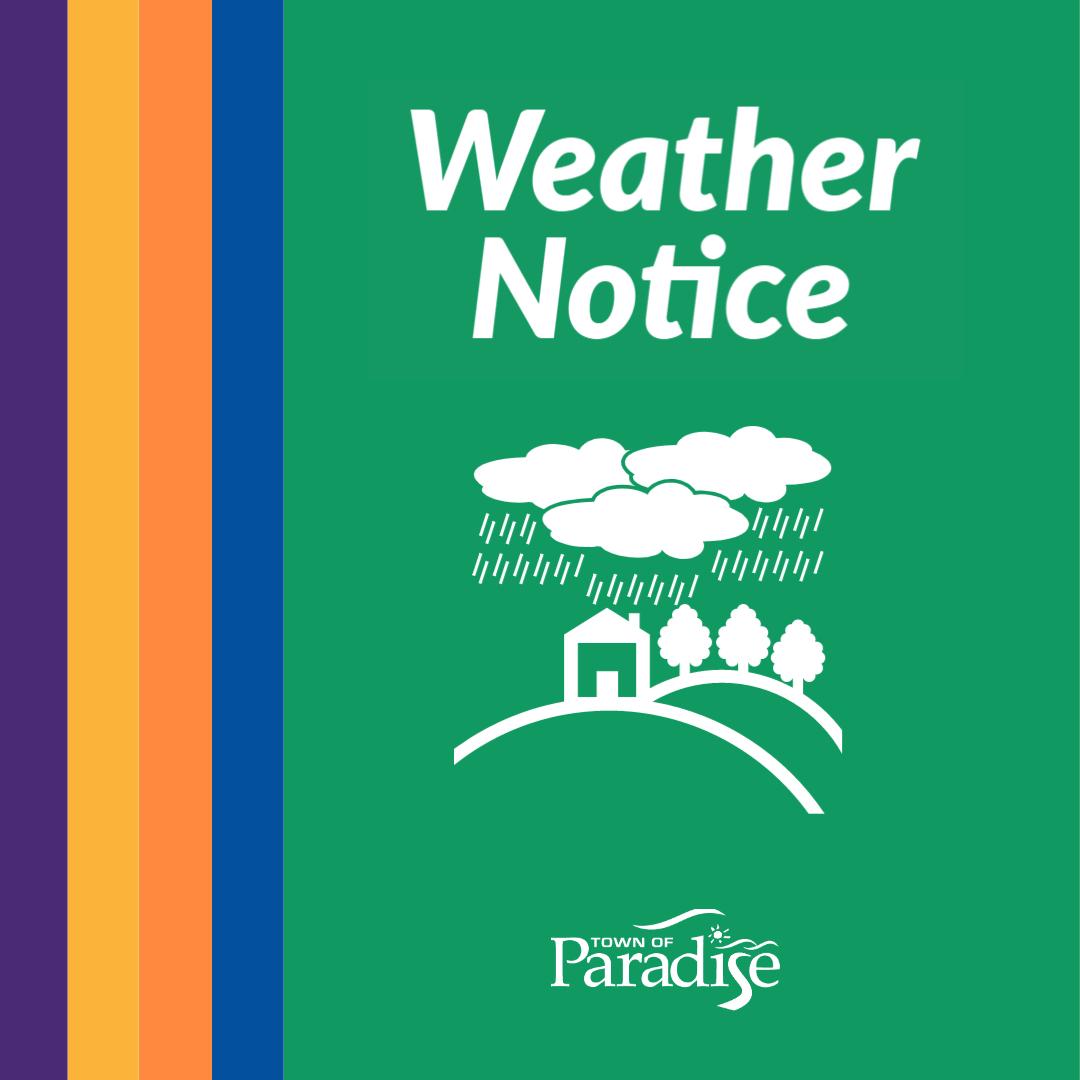 Weather Notice