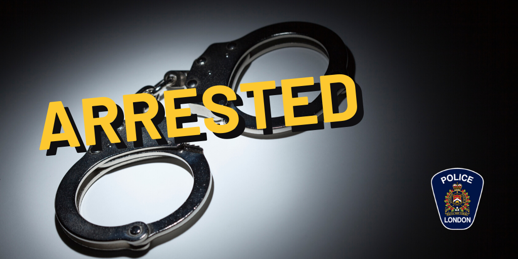 arrested new