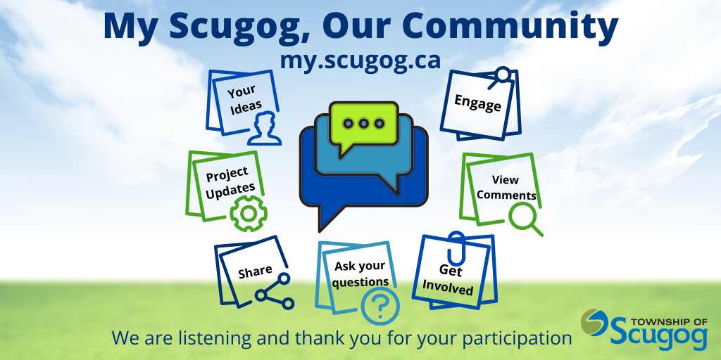 My Scugog Our Community_Launch Image