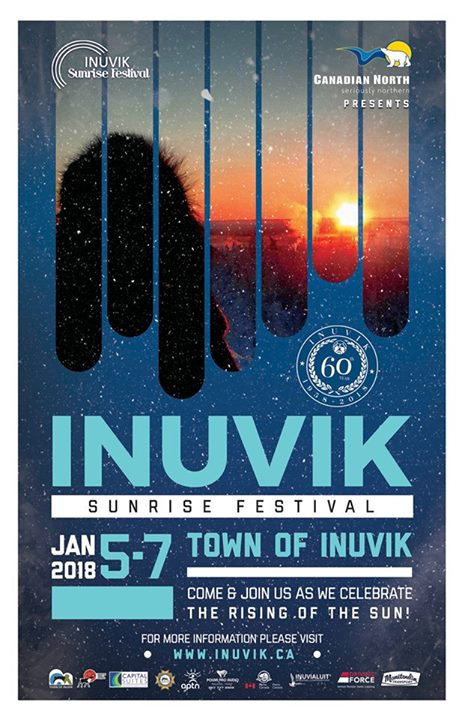 Save On Trip To The Inuvik Sunrise Festival 2018 With Canadian North