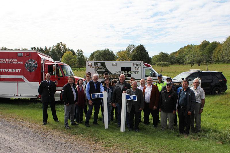 Farm 911 Emily Project Launch