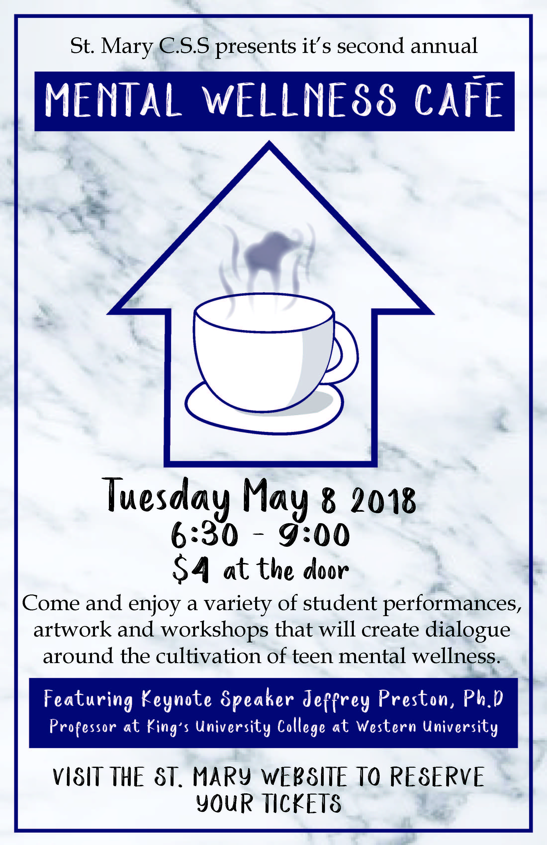 Mental Wellness Café 2018