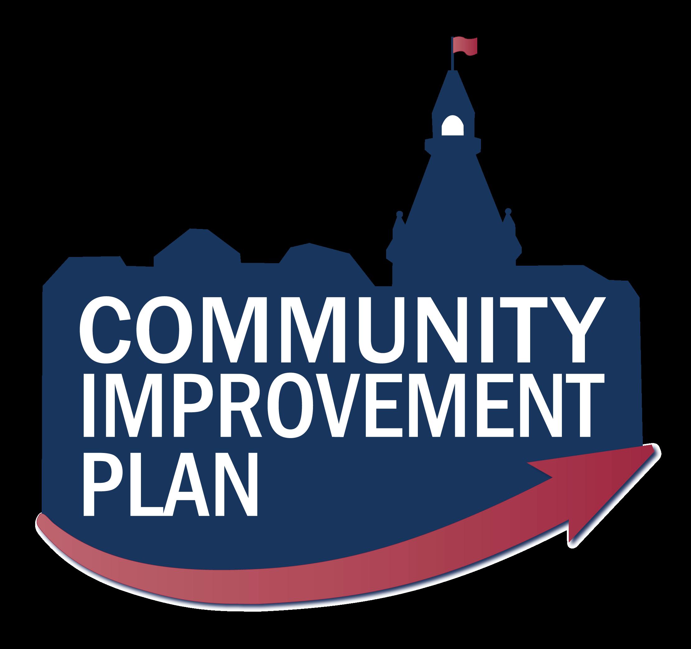 Community Improvement Plan logo