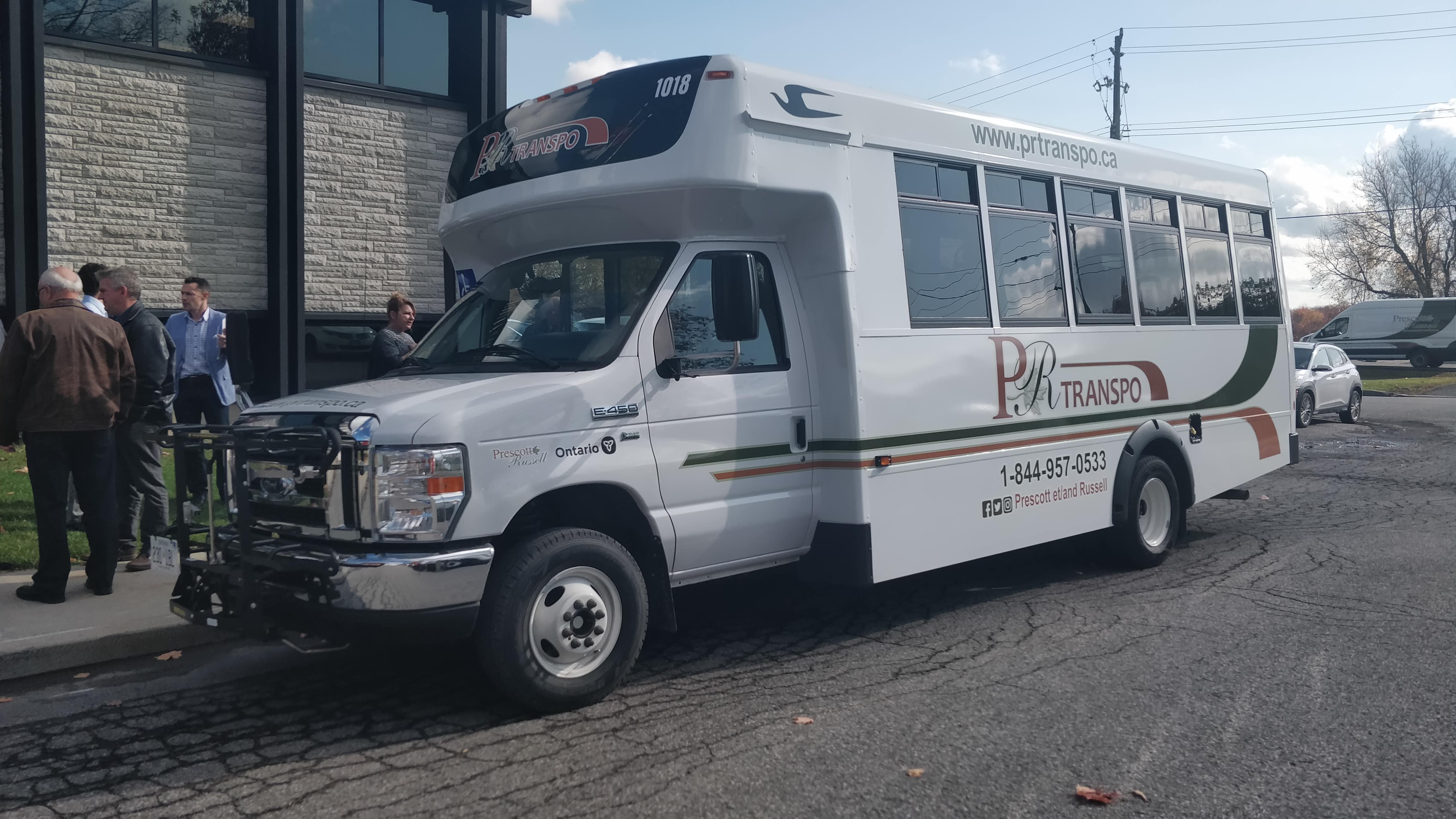PR Transpo Bus