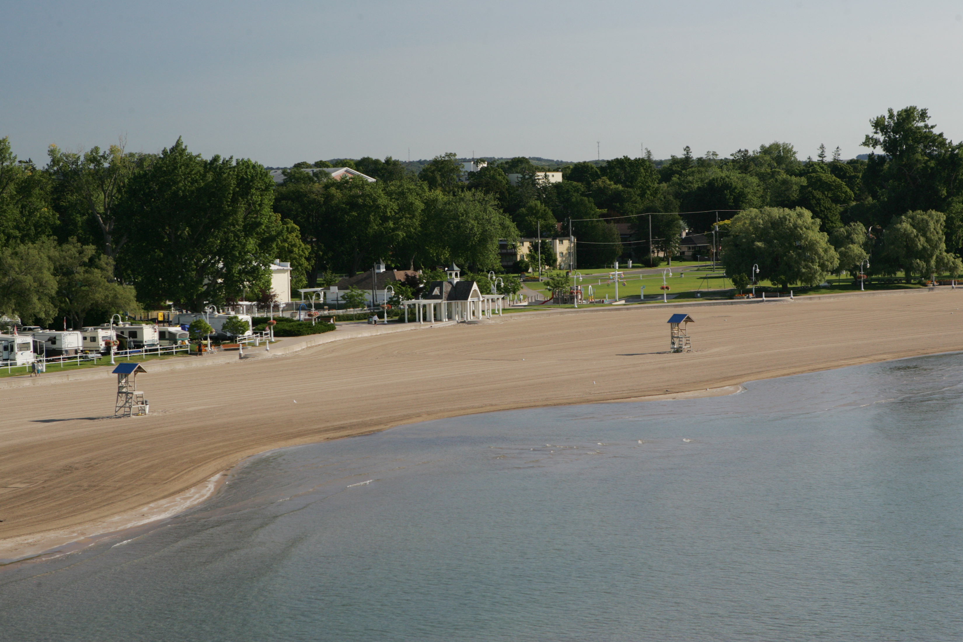 Photo of Cobourg Waterfront