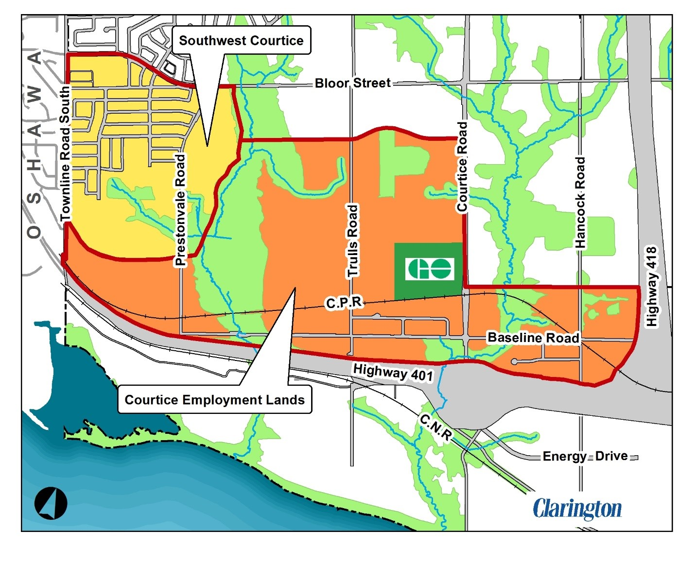 Courtice-Employment-Lands