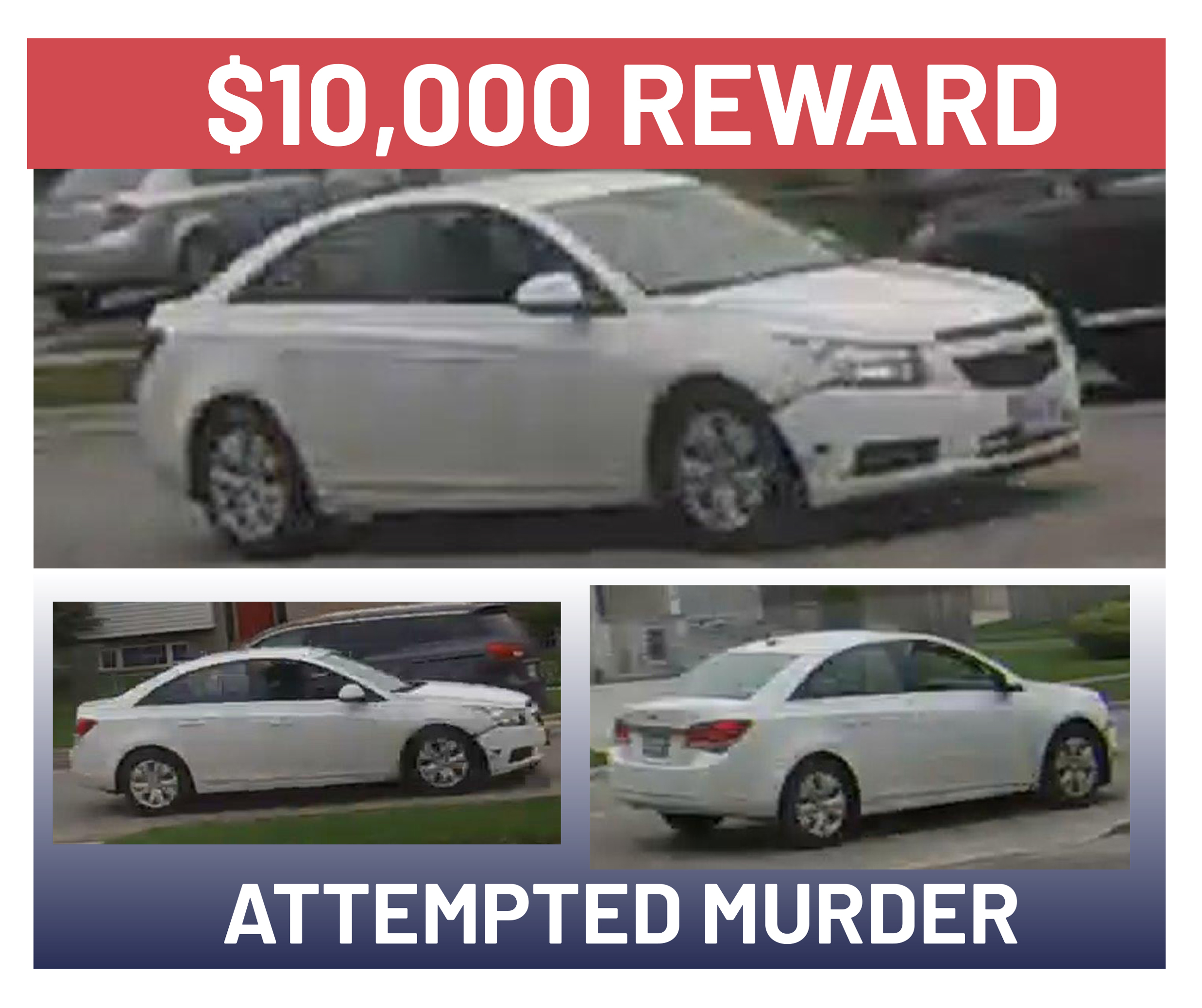 This is an image of the vehicle involved