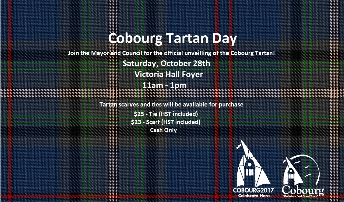 Cobourg Tartan Day Event