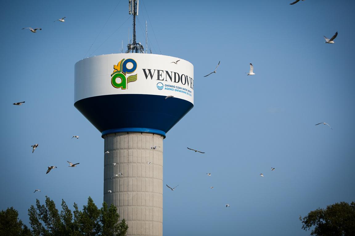 Tour d'eau Wendover