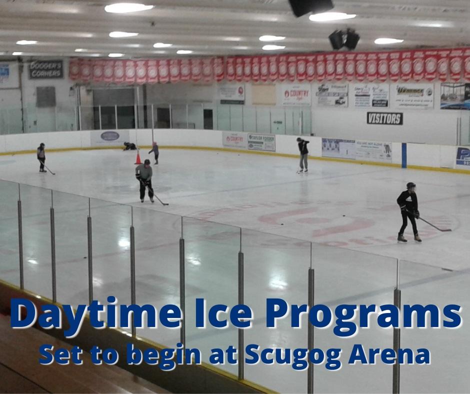 Daytime Ice Programs Image